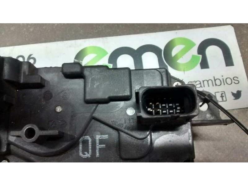 Recambio de motor limpia trasero para opel combo (corsa c) familiar   |   0.01 - ... | 2001 | 75 cv / 55 kw referencia OEM IAM 5