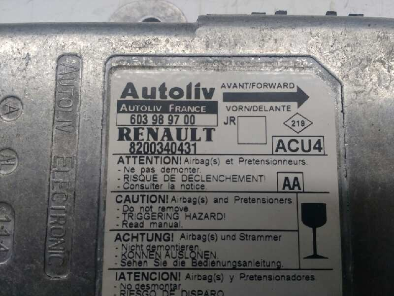 Recambio de centralita motor uce para alfa romeo alfa 147 (190) 1.6 t.spark distinctive       12.00 - 12.04   2000 - 2004   120
