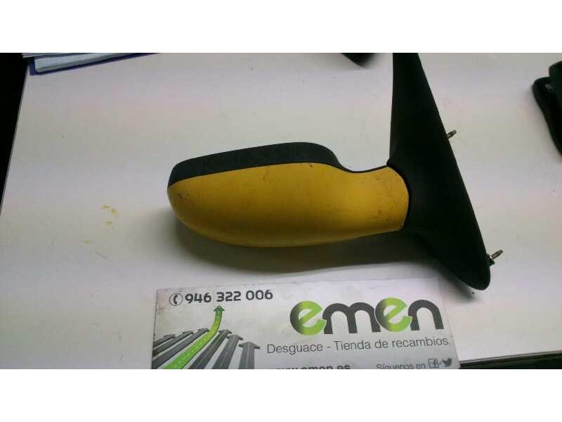 Recambio de alternador para renault megane i fase 2 berlina (ba0) 1.4 16v authentique   |   10.00 - 12.02 | 2000 - 2002 | 95 cv