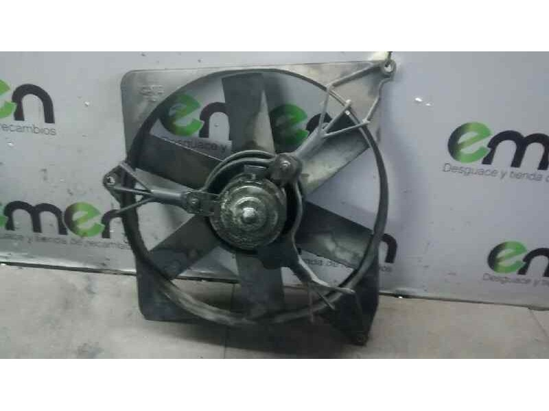 Recambio de electroventilador para renault kangoo (f/kc0) alize   |   03.03 - 12.07 | 2003 - 2007 | 65 cv / 48 kw referencia OEM