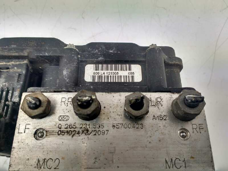 Recambio de cerradura puerta delantera derecha para lancia delta 1.6 i.e. le   |   08.93 - 12.98 | 1993 - 1998 | 103 cv / 76 kw